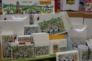 souvenir mitbringsel ibbenbüren stadtdesign